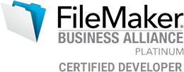 FileMaker Business Platinum Developer